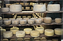 Bruny Island cheese wheels and Cheese Shop visit