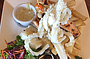 Bruny Islands seafood platters and more for lunch